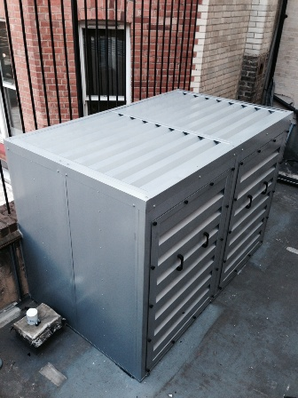 Ashp Enclosures Acoustic Enclosures