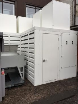 Ashp Enclosures Acoustic Enclosures