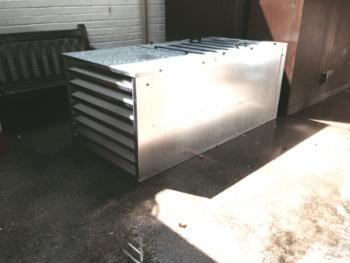 Condenser Enclosures Acoustic Enclosures